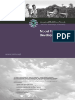 Model Forest Development Guide En