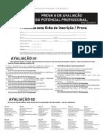 Formulário Gapp