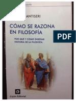 Dario Antiseri - Como se razona en filosofia.searchable.pdf