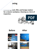 S3-SEISO-Cleaning and Disturbance Detection