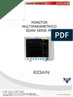 Monitor m8b Edan