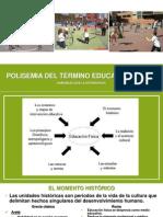 Polisemia Del Término Educación Física