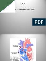 Irama Detak Cardio
