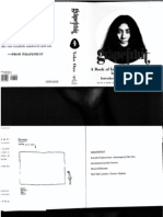 Ono Yoko Grapefruit a Book of Instructions and Drawings by Yoko Ono S and S Edition Excerpt