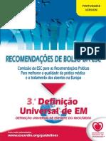 Definicao Universal Enfarte Miocardio v2012