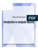 C01 Introduction in Computer Security