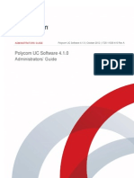 Manual Polycom pdf | Provisioning | Transport Layer Security
