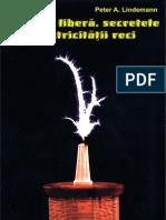 Peter a. Lindemann - Energia Libera - Secretele Electricitatii Reci