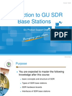 01.Introduction to GU SDR BTS