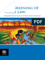 -The Greening of Water Law_ Managing Freshwater Resources for People and the Environment-2010UNEP_Greening_water_law