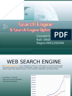 Search Engine Seminar