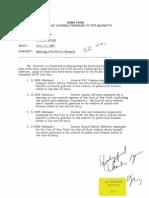 Bills of Interest to Bennett Memo 0797 (GD-07)