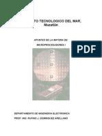 1 El Microcontrolador 8051