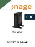 Guia de Usuario VONAGE