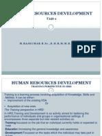 HRD-Unit 1