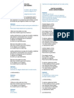 Letra Canciones CD 'a Sus Pies'