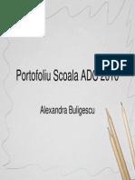 Alexandra Bu Lige Scu