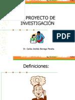 12 EL PROYECTO DE INVESTIGACI+ôN