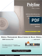 Polyline Summer/Fall 2009 Catalog