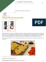 Plumcake Salato Olive Nere e Pomodorini _ Ricetta Sfiziosa