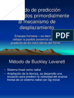 CP-8-B Método de Predicción -Mecanismo de Desplazamiento