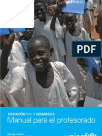Manual Profesorado EPD - UNICEF