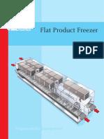 Flat Product Freezer