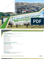 CSU Parking and Transportation Master Plan, released May 2014