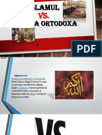 Islamul vs. Biserica Ortodoxa