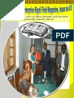 ics aee kigali field rwanda newletter  issue no 1