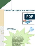 Sistema de Costos Por Proceso (1)