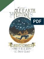 Whole Earth Festival 2014