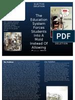 elective deletion brochure
