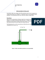 Tech Reservoir PressureTestAnalysis Wellbore