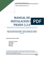 Manual de Instalacion de Prado