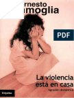 Lammoglia Ernesto La Violencia Esta en Casa