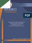 Manual de Conocimientos Bc3a1sicos Para Comitc3a9s de Defensa Civil y Oficinas de Defensa Civil