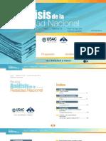 Revista Análisis de la Realidad Nacional No. 50