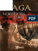 SAGA Northern Fury