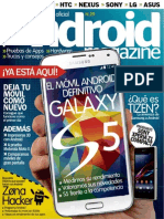 Revista Android Magazine – No. 29-Mayo 2014