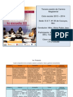 Producto 1 C.M 2013-2014