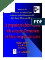2004000486-Proposta Metodologica Di Preparazione Fisica Giovanissimi e Allievi Ruspantini 2