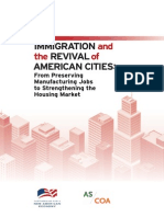 Immigrants & Revival of American Cities
