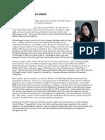 Hannah Che Pianist Biography