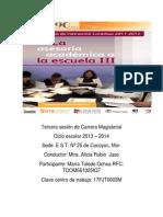 Producto 3 C.M. 2013 -2014