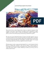 La Leyenda de Popocatépetl e Iztaccíhuatl.docx