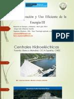 Conservación y Uso Eficiente de La Energía III