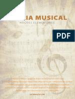 Apostila de Teoria Musical Para Músicos Espirituais
