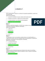 Lección evaluativa 3