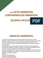 Contaminación ambiental 2011
